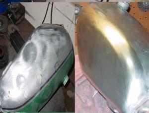 20 aluminum tank